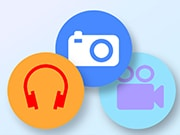 Photo Video Audio