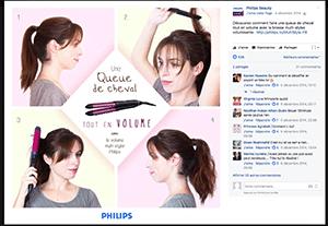 Exemple Clic2Buy Philips